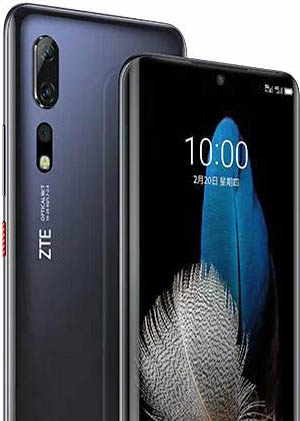 ZTE Axon 10s Pro 5G al por mayor